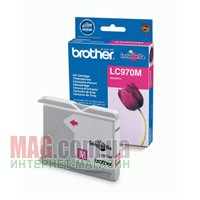 Картридж Brother LC970M DCP-135CR/150CR magenta