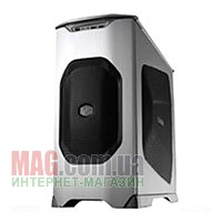 Корпус E-ATX/ATX CoolerMaster Stacker 830 Evolution Silver+Black, 850W