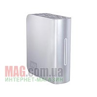 Внешний накопитель 500GB WD My Book Studio Edition, eSATA/USB/FireWire, Silver