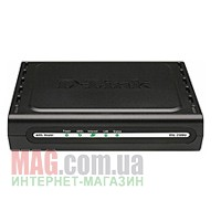 Маршрутизатор DSL-2500U/RU Ethernet ADSL2+