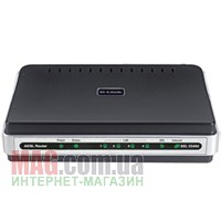Маршрутизатор DSL-2540U/RU Ethernet ADSL2+, свитч на 4 порта