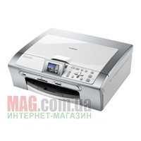 МФУ A4 струйное Brother DCP-350CR Принтер, Сканер, Копир, PhotoCapture, LCD, CardReader