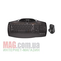 Купить КЛАВИАТУРА + МЫШЬ LOGITECH CORDLESS DESKTOP MX 5500 REVOLUTION BLUETOOTH в Одессе