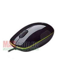 Мышь Logitech LS1 Laser Mouse, Grape-Acid Flash, USB