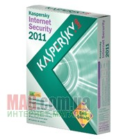 Kaspersky Internet Security 2011 на 5 компьютеров