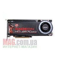 Видеокарта Force3D Radeon HD 4870X2, DUAL CORE, 2 Гб DDR5, CrossFireX, Avivo HD