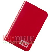 Внешний накопитель 400 Гб WD My Passport Elite WDMLRC4000TE, USB, Cherry Red