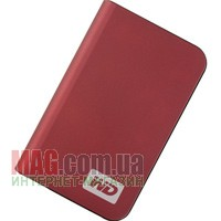 Внешний накопитель 500 Гб WD My Passport Elite WDMLRC5000TE, USB, Cherry Red