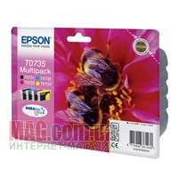 Картридж EPSON T07354A Bk_C_M_Y MULTIPACK (4)