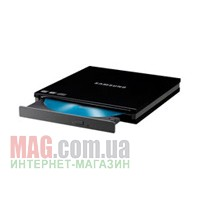 DVD±R/RW Samsung SE-S084B/RSBN  Внешний, Dual Layer, USB, черный