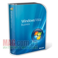 Microsoft Windows Vista Business, 32-Bit Полный пакет, русский, DVD