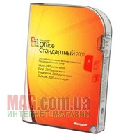 Microsoft Office 2007 Win32, 32-Bit, русский, CD