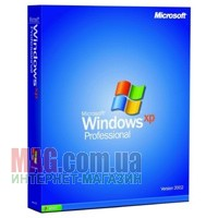 Microsoft Windows XP Professional Edition, SP2, 32-bit, OEM, русский, CD