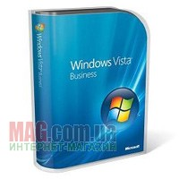 Microsoft Windows Vista Business, 64-bit, OEM, русский, DVD