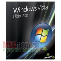 Microsoft Windows Vista ULTIMATE, 32-Bit, OEM, русский, DVD