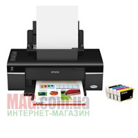Принтер А4 Epson Stylus Office T40W