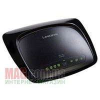 Беспроводной ADSL маршрутизатор LinkSys Wireless-G ADSL2+ Gateway