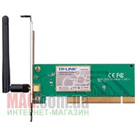 WiFi адаптер TP-Link 54M Wireless Adapter, PCI