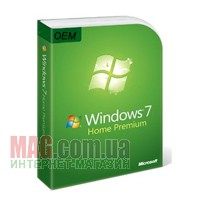 Microsoft Windows 7 HOME PREMIUM 32-bit OEM Русская версия