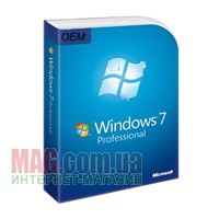 Microsoft Windows 7 PROFESSIONAL, 32-bit, ENGLISH, OEM