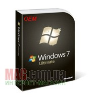 Microsoft Windows 7 ULTIMATE, 64-bit, OEM, ENGLISH