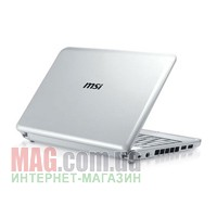 "Нетбук 10"" MSI WindPC U100 White"