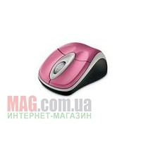 Мышь беспроводная Microsoft WL Optical 3000 USB Strawberry sorbet pink