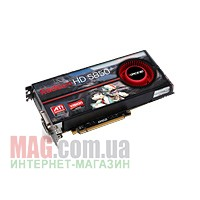 Видеокарта Force3D Radeon HD 5850 1 Гб