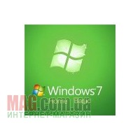 Microsoft Windows 7 Home Basic BOX Русская версия