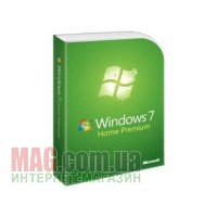 Microsoft Windows 7 Home Premium BOX Русская версия