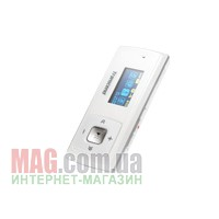 Купить MP3 ПЛЕЙЕР TRANSCEND T.SONIC 650 MP3 PLAYER 2 ГБ IVORY в Одессе