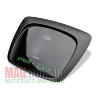 Беспроводной ADSL2+ маршрутизатор LinkSys WAG120N-EE Wireless-N