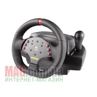 Руль Logitech MOMO Racing Force