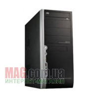 Купить КОРПУС LOGICPOWER 5802 BLACK/SILVER ATX MIDI TOWER 400W в Одессе