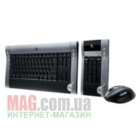Клавиатура + мышь Logitech diNovo Media Desktop Laser Bluetooth