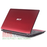 "Ноутбук 11.6"" Acer Aspire One 753-U341r Red"