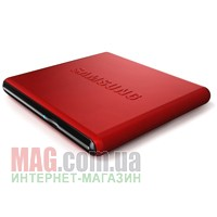 Внешний привод DVD±R/RW Samsung SE-S084D/TSRS Red Ultra Slim