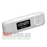 MP3-плейер Transcend T.sonic 330 8 Гб White