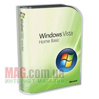Microsoft Windows Vista Home Basic BOX (FG)