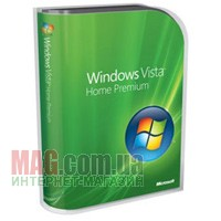Microsoft Windows Vista Home Premium SP1 BOX Русская