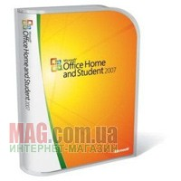 Купить MICROSOFT OFFICE HOME AND STUDENT 2007 BOX РУССКАЯ ВЕРСИЯ в Одессе