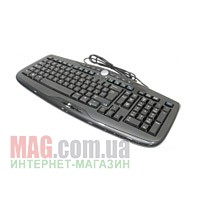 Клавиатура Logitech Media Keyboard 600 Black USB