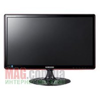 "Монитор 21.5"" Samsung S22A350H Crystal Black-red"