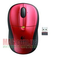 Мышь беспроводная Logitech Wireless Mouse M305 Crimson Red