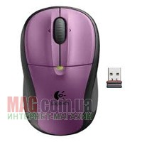 Мышь беспроводная Logitech Wireless Mouse M305 Soft Violet