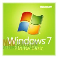 Microsoft Windows 7 Home Basic