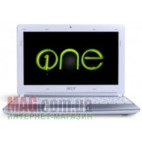"Нетбук 10.1"" Acer Aspire One D257-N57Cbb White"
