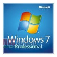 Microsoft Windows 7 Professional, SP1, 64-bit