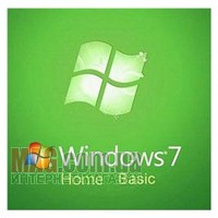 Microsoft Windows 7 Home Basic, SP1, 64-bit