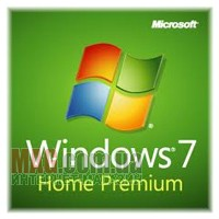 Microsoft Windows 7 Home Premium, SP1, 32-bit